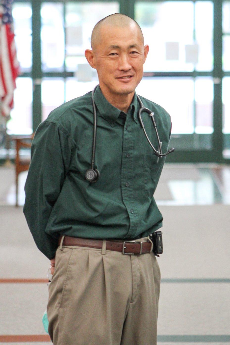 Dr. Monte Uyemura