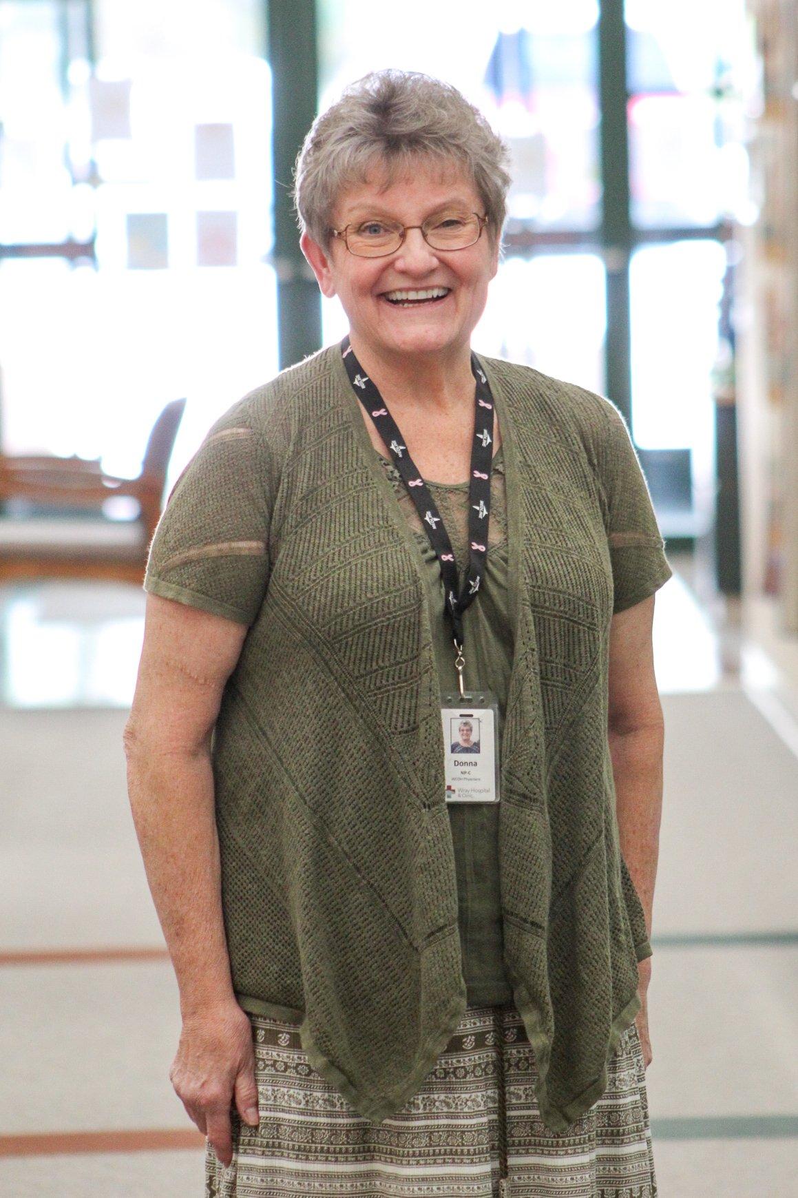 Donna Roberts, NP-C