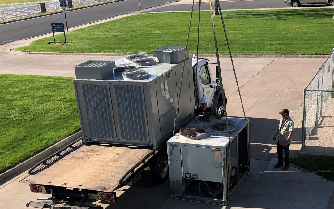 WCDH Adds Ionization Devices to HVAC Systems